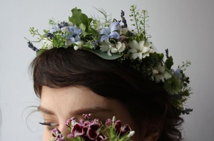 DIY Flower Crown-Making Class — Perfect for Bachelorettes, Birthdays, and Bonding: In New York, New York (1)