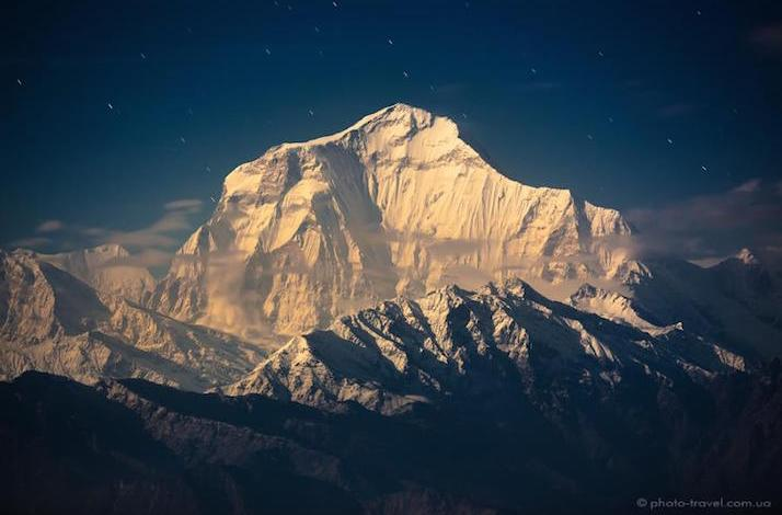 See All Eight of Nepal's 8,000 Meter Peaks & Support Disaster Relief (1)