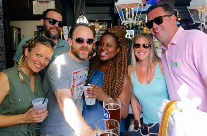 Boston History Tour Pub Crawl: In Boston, Massachusetts (1)