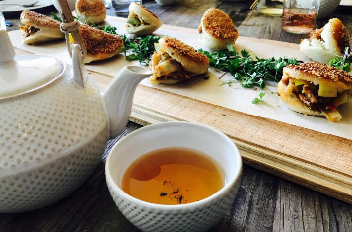 High Tea Brunch — Experience Regional Tea Pairing with Unconventional Brunch Snacks: In Santa Monica, California (1)