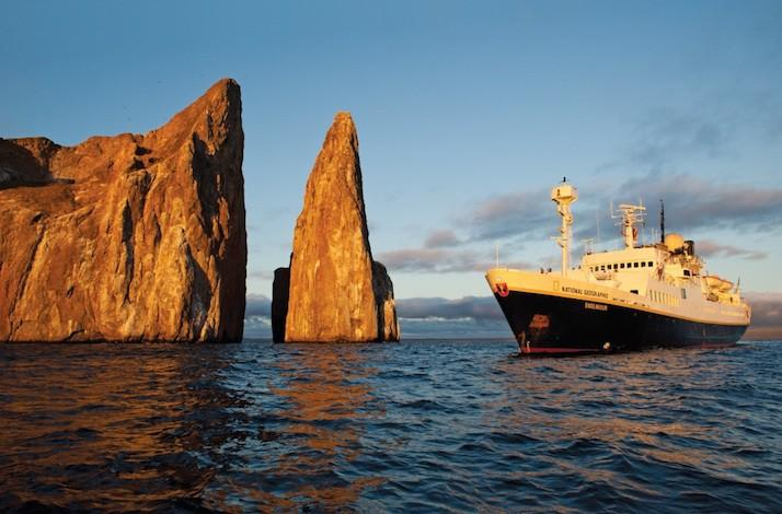 10-Day Trip to the Galápagos Islands Aboard the <em>National Geographic Endeavour</em>