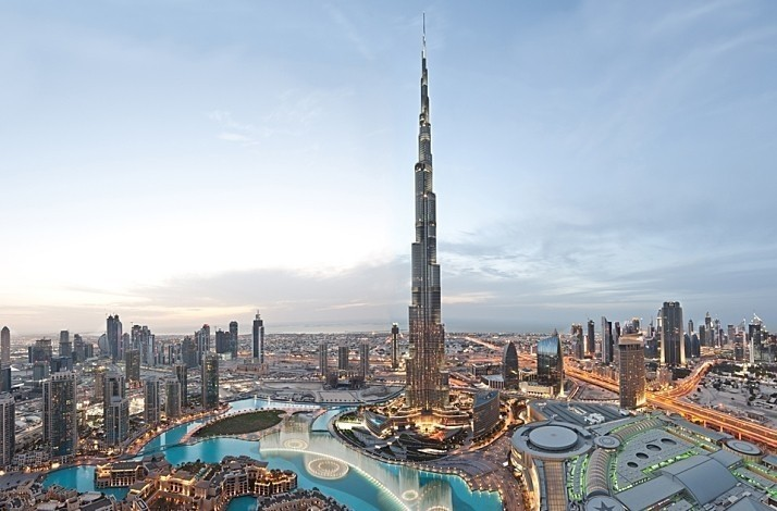 Take in splendid panoramas of Dubai and dine on heavenly food at Burj Khalifa: In Dubai, United Arab Emirates (1)