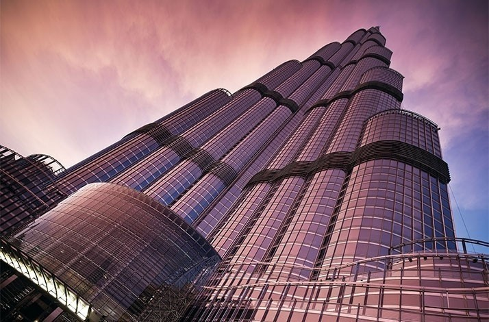 Scale the world's tallest building with an exclusive package for GCC residents: In Dubai, United Arab Emirates