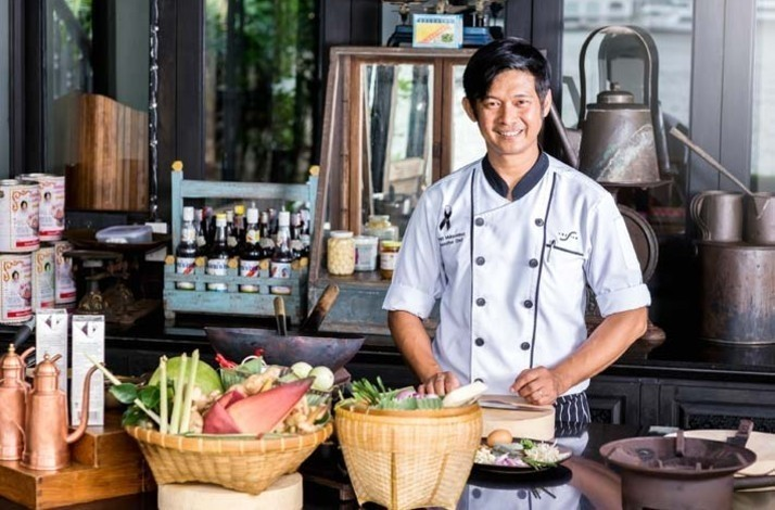 Prepare traditional Thai cuisine during a class at The Siam Hotel: In Bangkok, Thailand (1)