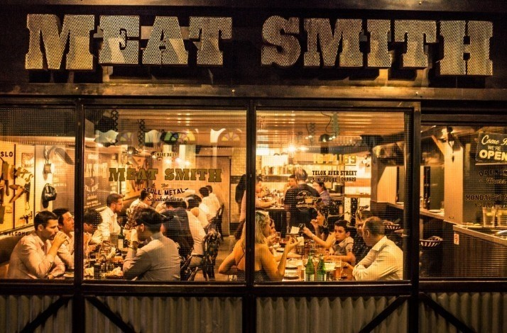 Enjoy a rare bourbon flight and smoked meat platter at Meatsmith: In Singapore, Singapore (1)