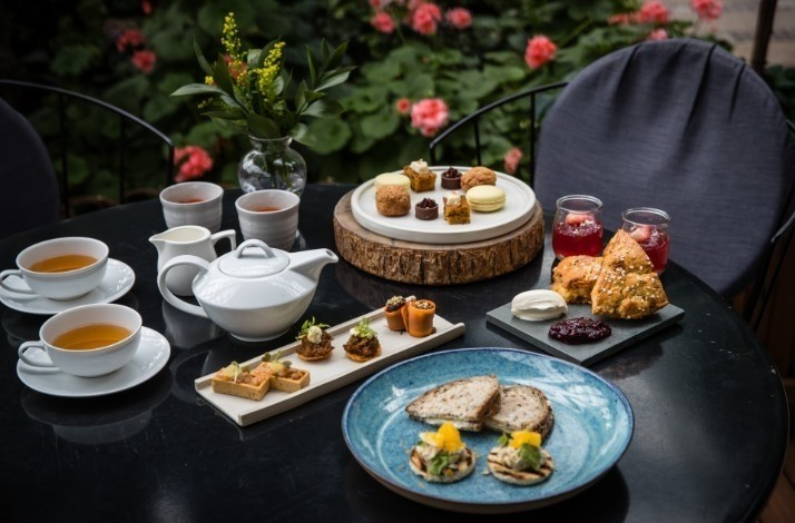 Head to Pollen for high tea surrounded by vibrant blooms: In Singapore, Singapore (1)