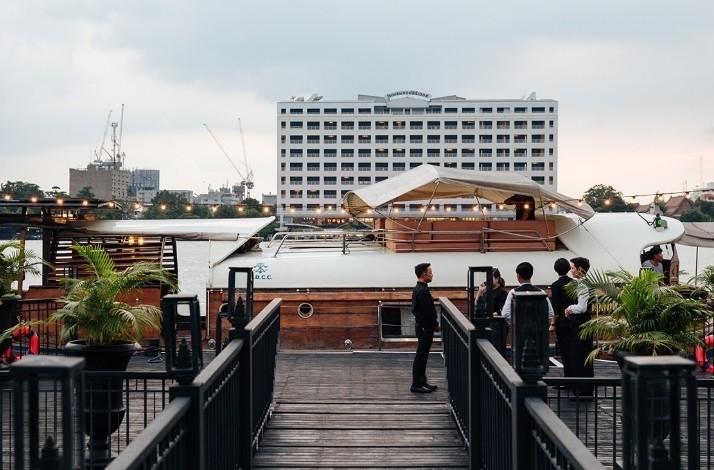 Take a sunset cruise through Bangkok aboard The Golden Naga: In Bangkok, Thailand (1)