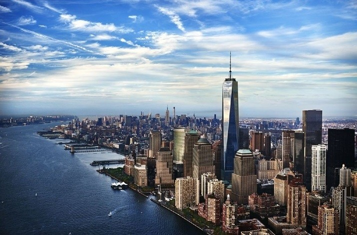 Take the Mastercard® VIP Tour of One World Observatory: In New York, New York (1)