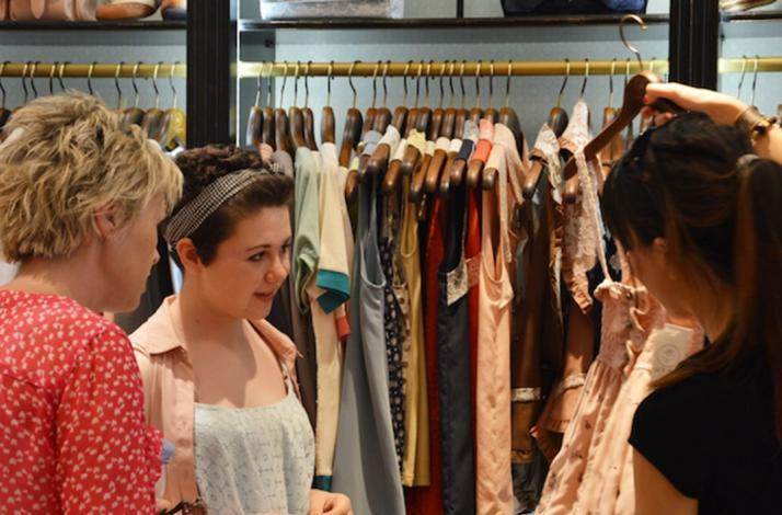Unleash your Parisian style on a mother-daughter shopping tour: In Paris, France (1)