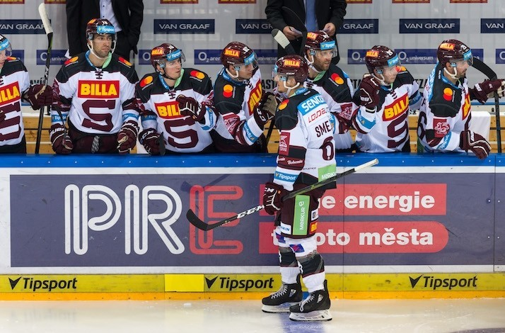 Be a VIP of HC Sparta Prague - Watch the Game from the Skybox: In Prague, Czech Republic (1)