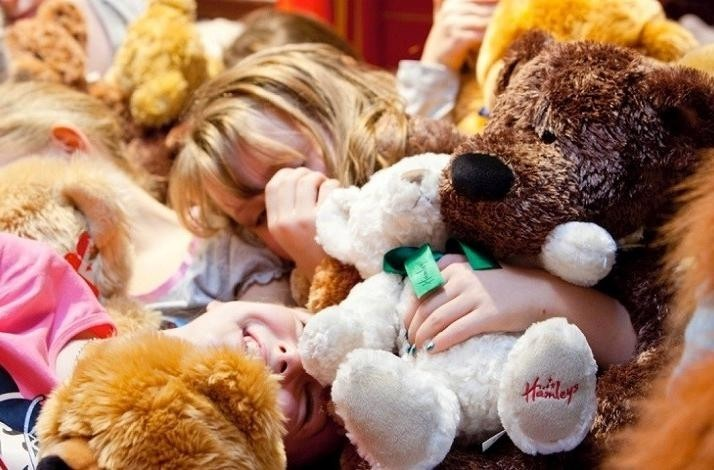 Indulge your kids' dreams for a night at Hamleys famed toy store: In Prague, Czech Republic (1)