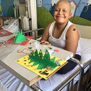 Ayudame a sonreir ante el cancer A C