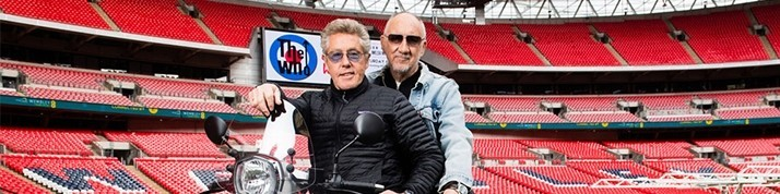 Hang with The Who